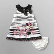 Disney Baby Minnie Mouse Infant & Toddler Girl's Trapeze Dress at Kmart.com