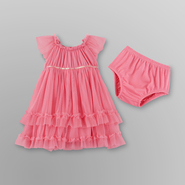 WonderKids Infant & Toddler Girl's Tulle Dress at Kmart.com