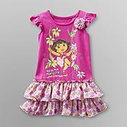 Nickelodeon Dora the Explorer Toddler Girl's Tank Top Dress at Kmart.com