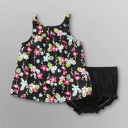 Small Wonders Infant Girl's Tunic & Diaper Cover - Floral at Kmart.com