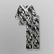 Jaclyn Smith Women's Pajamas - Floral at Kmart.com