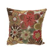 Essential Home Siobhan Floral Pillow - Coral at Kmart.com