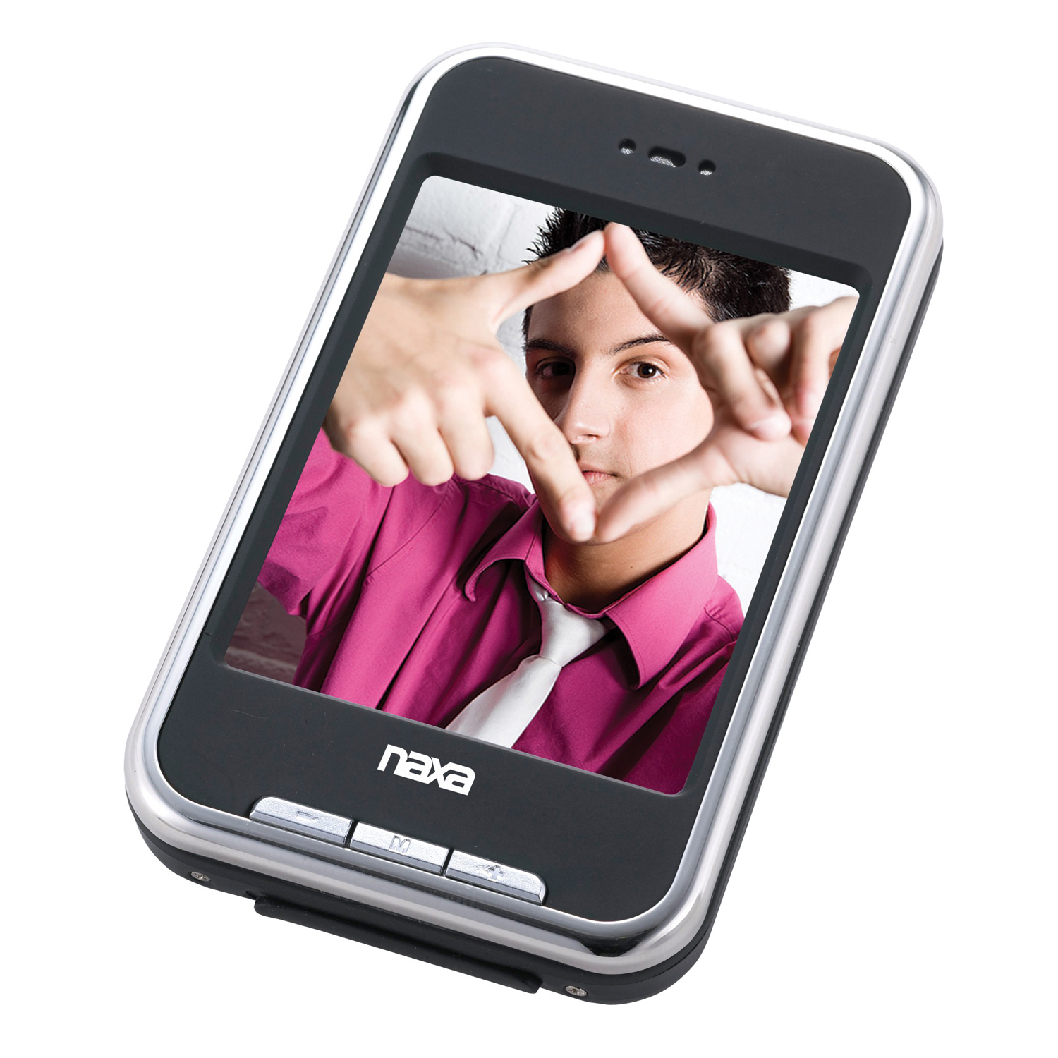 Naxa NMV-155 Portable Media Player with 2.8