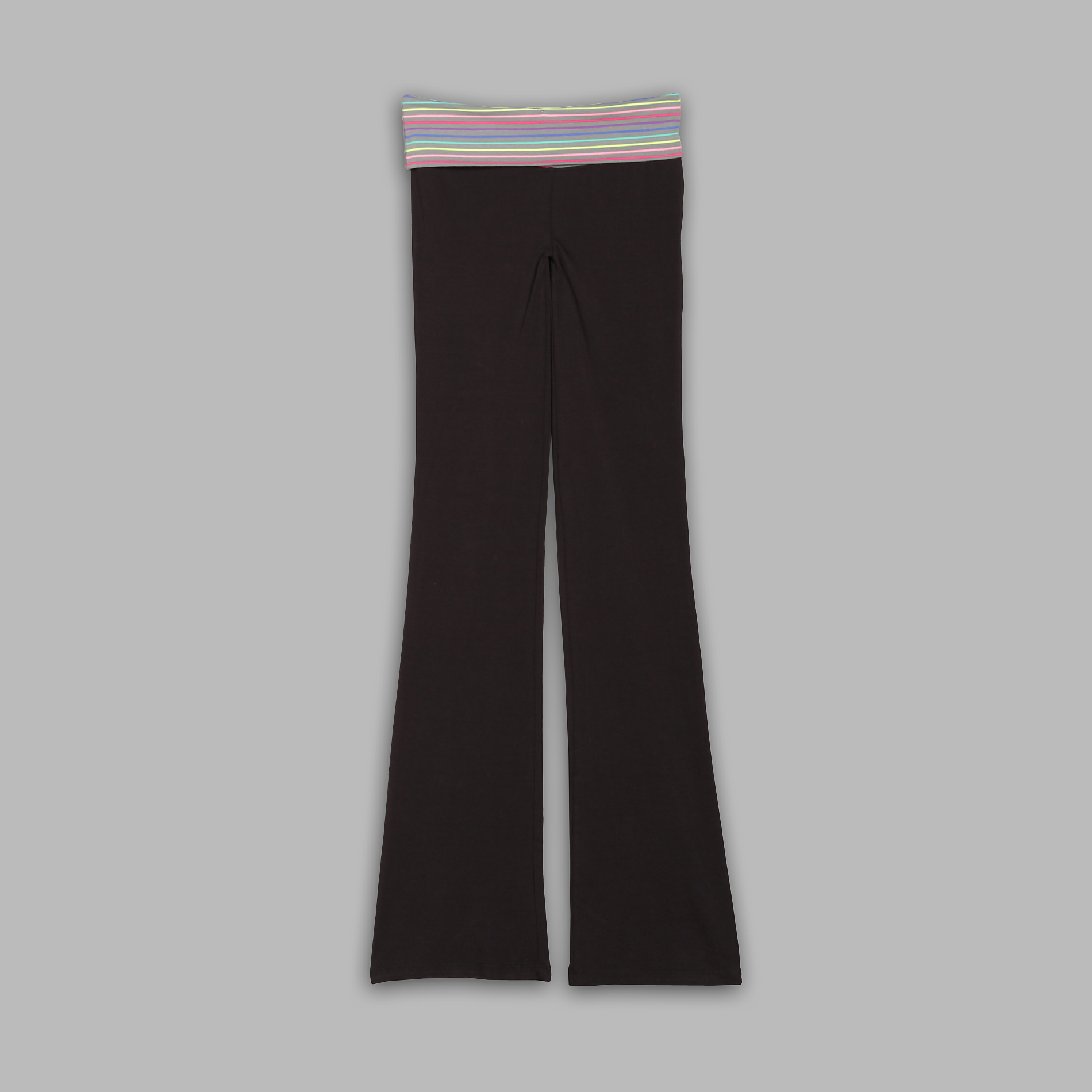 Joe Boxer Women's 'Stripey Stripe' Yoga Pants at Kmart.com