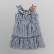 WonderKids Infant & Toddler Girl's Chambray Dress at Kmart.com