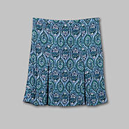 Jaclyn Smith Women's Crepon Skirt at Kmart.com