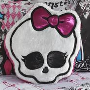 Monster High Girl's Cuddle Pillow - Skull Logo at Kmart.com