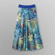 Jaclyn Smith Women's Maxi Skirt - Tropical at Kmart.com