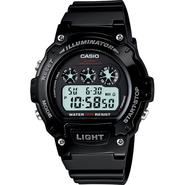 Casio Mens Water Resistance Black Digital LED Watch with Round Dial at Sears.com
