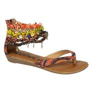 Rebel by Zigi Women's Sandal Dreamcatcher - Red at Sears.com