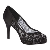 Velvet Heart™ Women's Dress Shoe Renee - Black at mygofer.com