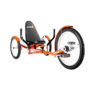 MOBO Triton Pro- The Ultimate Three Wheeled Cruiser (Orange) at Kmart.com