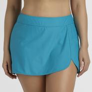 Jaclyn Smith Women's Plus Swim Skirt at Kmart.com
