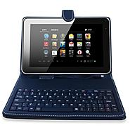 "Kaser Net'sGo2 7"" Android 4.0 Tablet Bundle with 84-key USB Keyboard & Pouch at Sears.com"