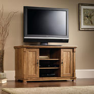 Sauder French Mills Panel TV Stand at Kmart.com