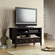 Sauder Shoal Creek Panel TV Stand at Kmart.com