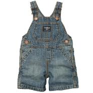 OshKosh Infant Boy's Denim Shortalls at Sears.com