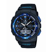 Casio Men's Black Resin Analog-Digital Twin Sensor Multi-Function Watch at Sears.com