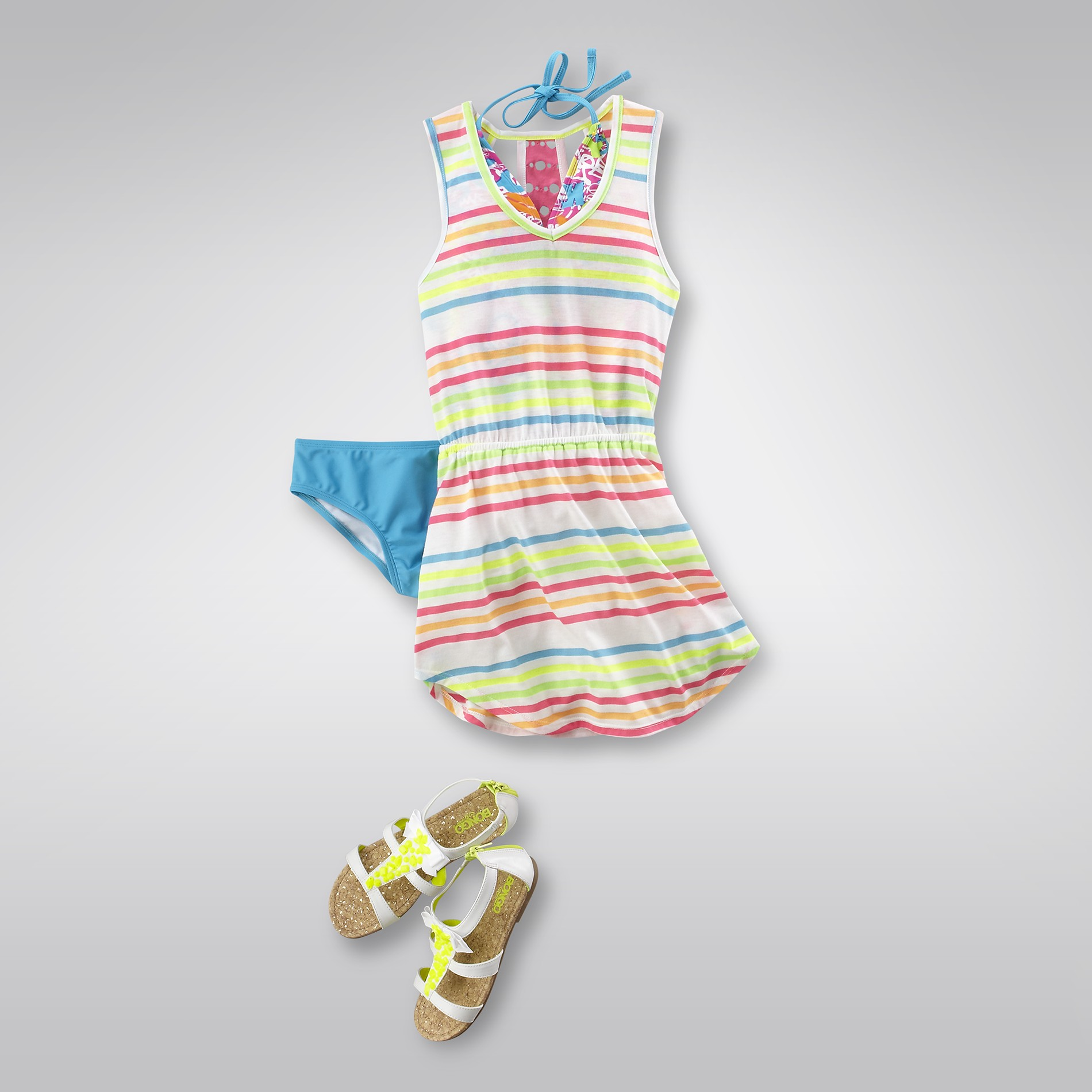 Rainless Rainbow Outfit at Kmart.com