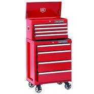 Craftsman 26 In. 8-Drawer Heavy-Duty Ball Bearing GRIPLATCH� 2-PC Combo  Red at Sears.com