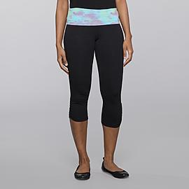 Joe by Joe Boxer Women's Yoga Pants - Cropped at Sears.com