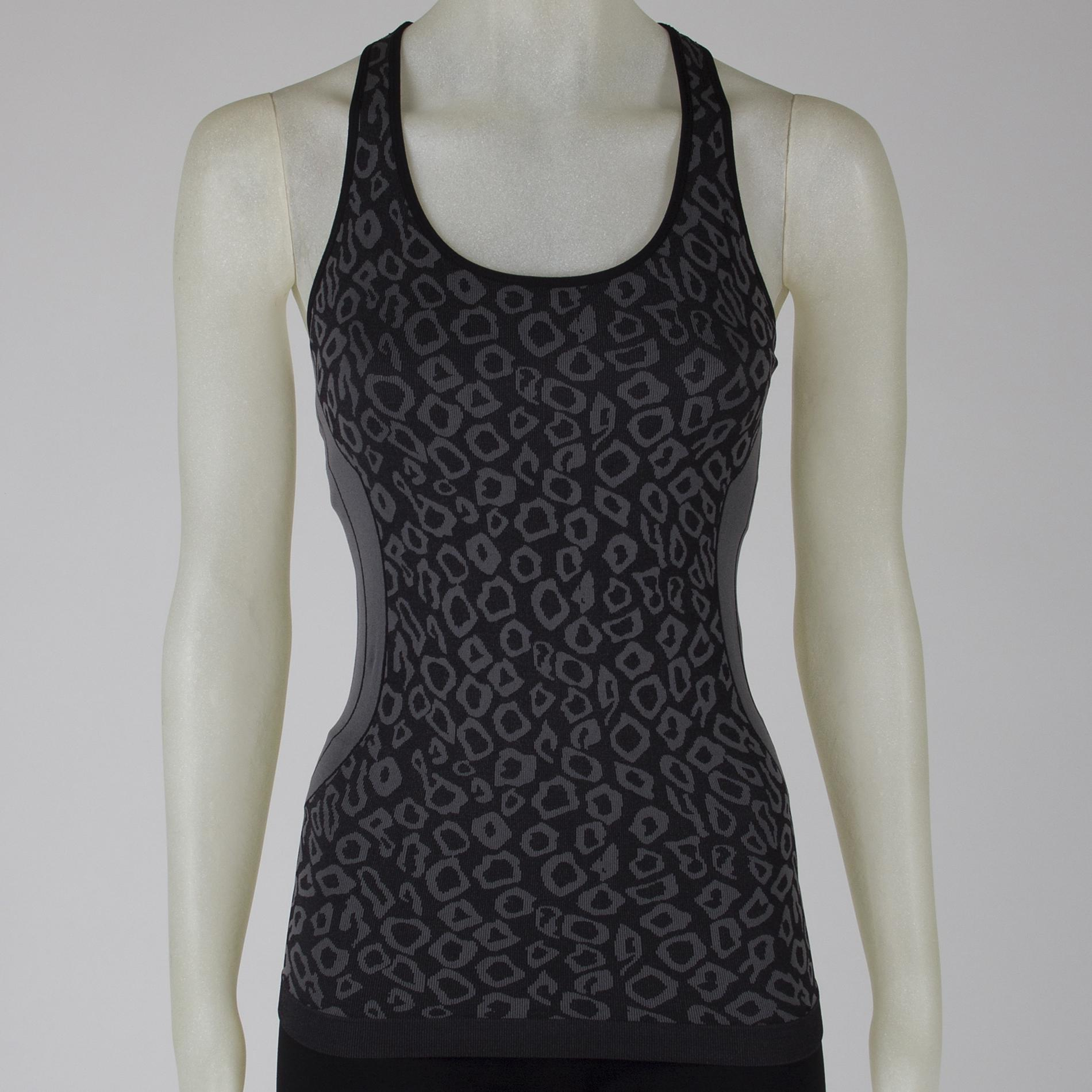 Everlast® Women's Tank Top - Animal Jacquard at Sears.com