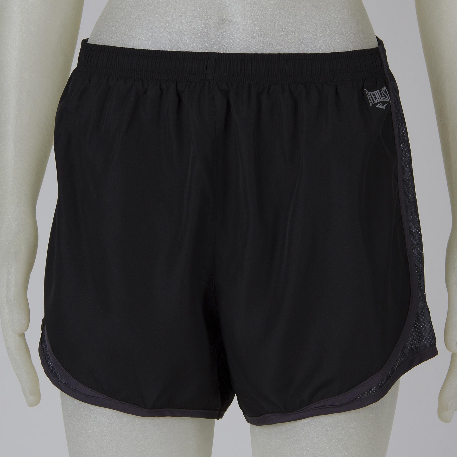 Everlast® Women's Athletic Shorts - Animal Print Mesh at Sears.com