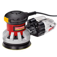 "Craftsman Professional 25927 Vibrafree™ 2.7 amp Corded 5"" Random Orbit Sander with CDS Dust Collection at Craftsman.com"