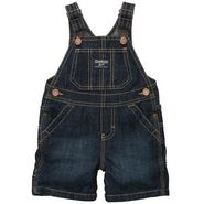 Carter's Infant Boy's Denim Shortalls at Sears.com