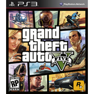 Rockstar Games Grand Theft Auto V PS3 at Sears.com