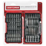 Craftsman 83 pc. Insert Bit Set at Craftsman.com
