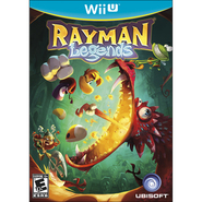 Ubisoft Wii U Rayman Legends at Sears.com