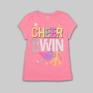 Bongo Girl's Plus Graphic T-Shirt - Cheer 2 Win at Sears.com