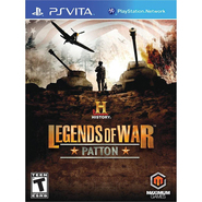 Maximum Games PS Vita History: Legends of War-Patton at Sears.com