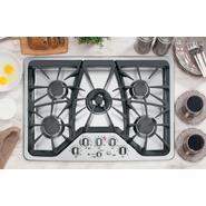 "GE Café™ Series 30"" Gas Cooktop - Stainless Steel at Sears.com"