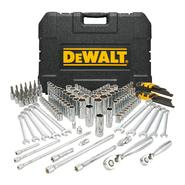 DeWalt 156 Piece Mechanics Tool Set, 1/4-Inch & 3/8-Inch Drive at Sears.com