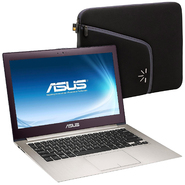 "ASUS 13.3"" Zenbook Ultrabook w/ Intel Core i3 and laptop bag bundle at Sears.com"