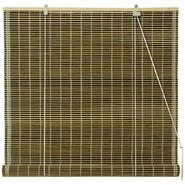 Oriental Furniture Burnt Bamboo Roll Up Blinds - Olive Green - (36 in. x 72 in.) at Kmart.com