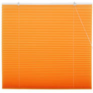 Oriental Furniture Tangerine Pleated Shades - (36 in. x 72 in.) at Kmart.com