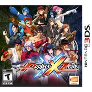 Namco 3DS Project X Zone at Sears.com