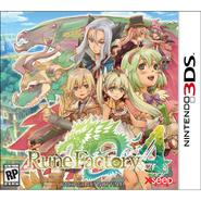 XSeed 3DS Rune Factory 4 at Sears.com