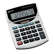Innovera 15925 Handheld Calculator, Eight-Digit LCD at Kmart.com