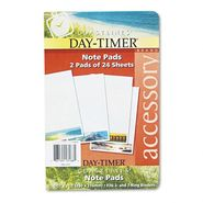 Day-Timer Coastlines Notepads for Organizer at Kmart.com