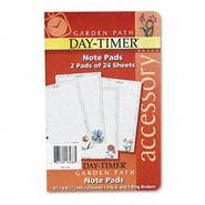Day-Timer Garden Path Notepads for Organizer at Kmart.com