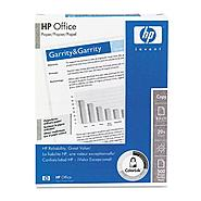HP Three-Hole Paper, 92 Brightness, 20lb, 500 Sheets at Sears.com