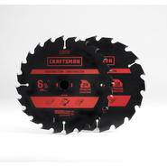 Craftsman 6-1/2 In. 24T & 18T Combo at Sears.com