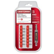Craftsman 14pc Compact Screw Guide Set at Craftsman.com