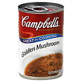 Campbell's Condensed Soup, Golden Mushroom, 10.75 oz (305 g) at mygofer.com