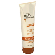 Neutrogena Triple Moisture Shampoo, Cream Lather, 8.5 fl oz (250 ml) at Kmart.com