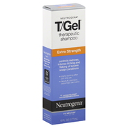Neutrogena T/Gel Shampoo, Therapeutic, Extra Strength, 6 fl oz (177 ml) at Kmart.com
